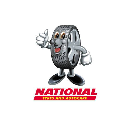 National Tyres logo